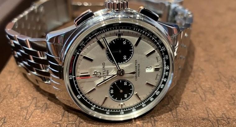 Breitling B01 Watch
