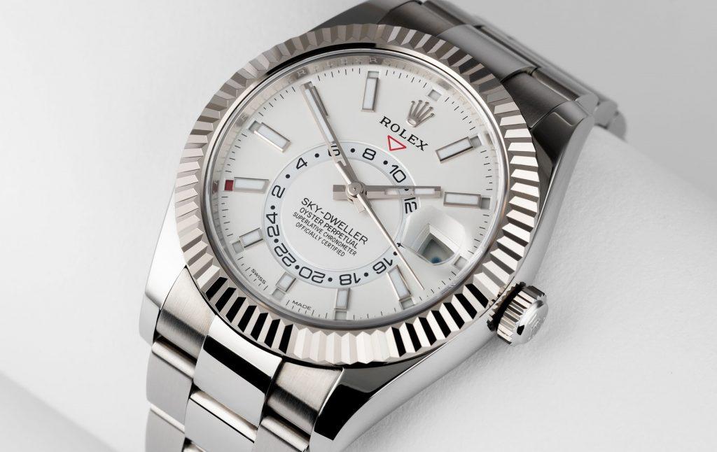 Sky-Dweller Best Swiss Replica Watches