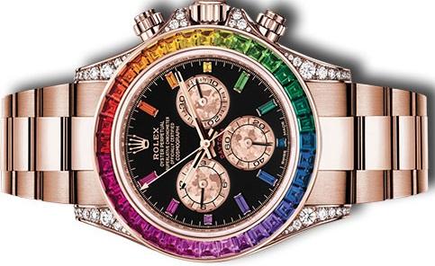 Daytona 116595 RBOW Best Fake Watches