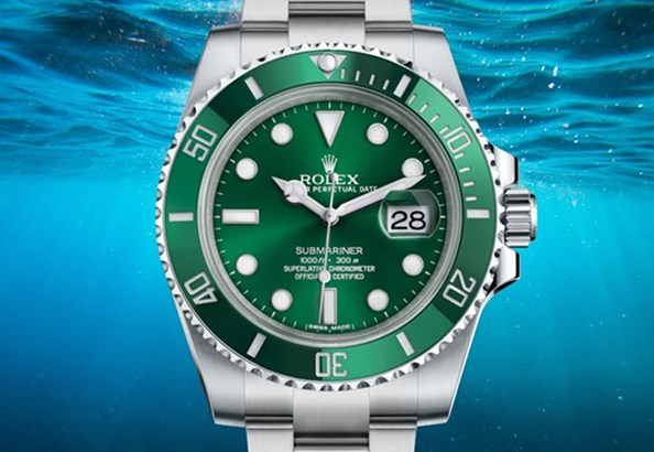 Fake Rolex Watches Submariner 116610 LV