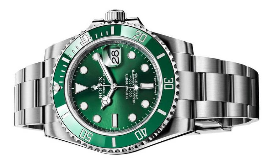 Imitation Rolex Hulk Submariner 116610LV