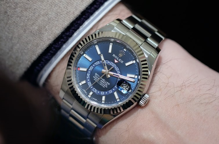 Imitation Rolex Sky-Dweller 326934