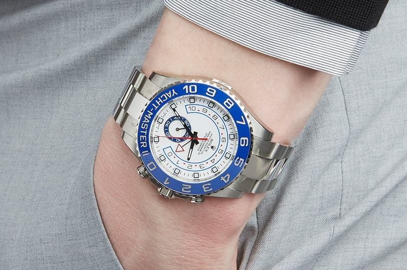 Rolex Yacht-Master II 116680 best replica watch