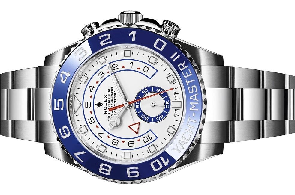 Rolex best replica watch Yacht-Master II 116680