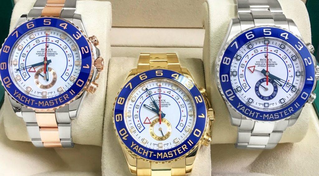 Rolex best replica watch Yacht-Master II collection