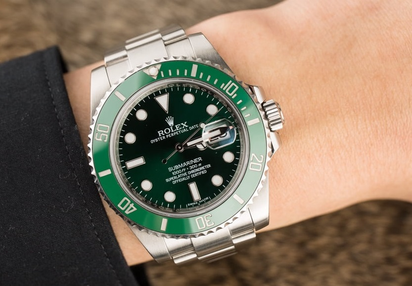 Rolex fake replica watch Submariner 116610 LV