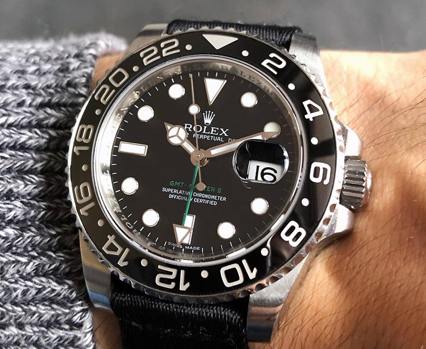 Swiss Watch Replica Rolex GMT-Master II
