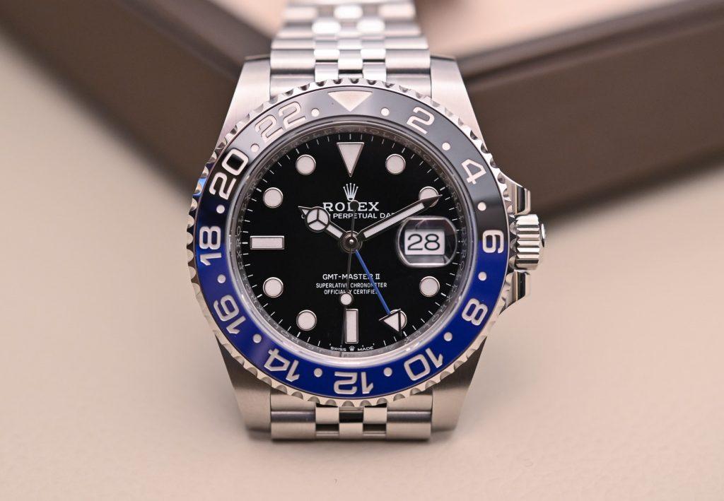 Swiss Watch Replica Rolex Greenwich GMT-Master II