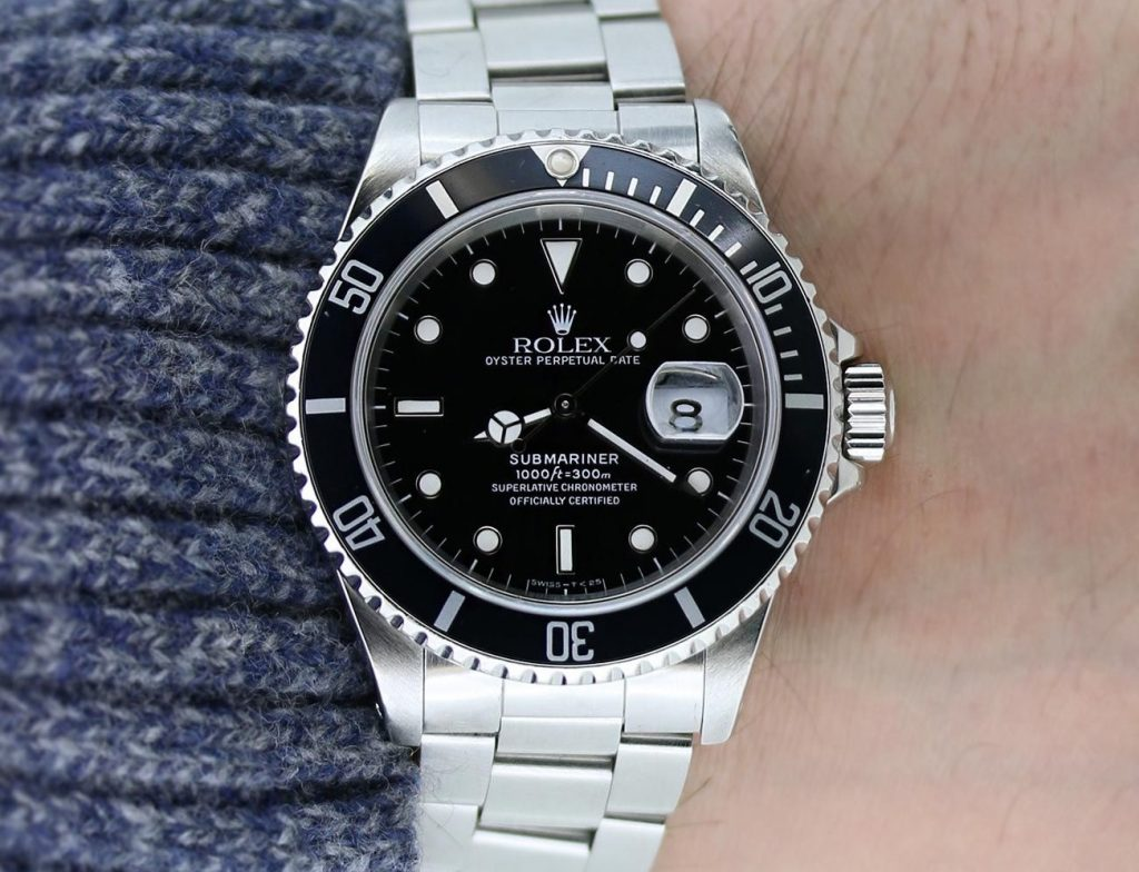 Imitation Rolex Submariner 16610