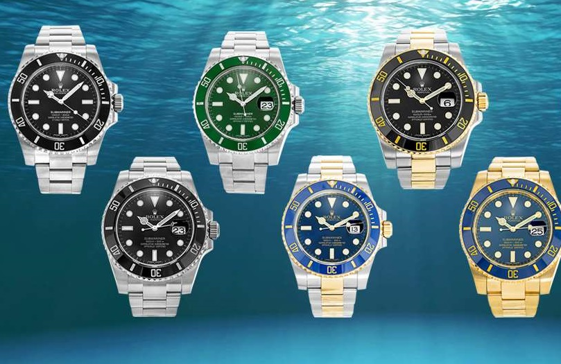 Imitation Rolex Submariner Collection