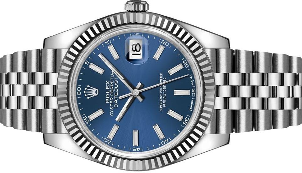 Replica Rolex Datejust 41 126334