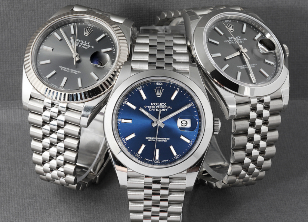 Replica Rolex Datejust 41 collection