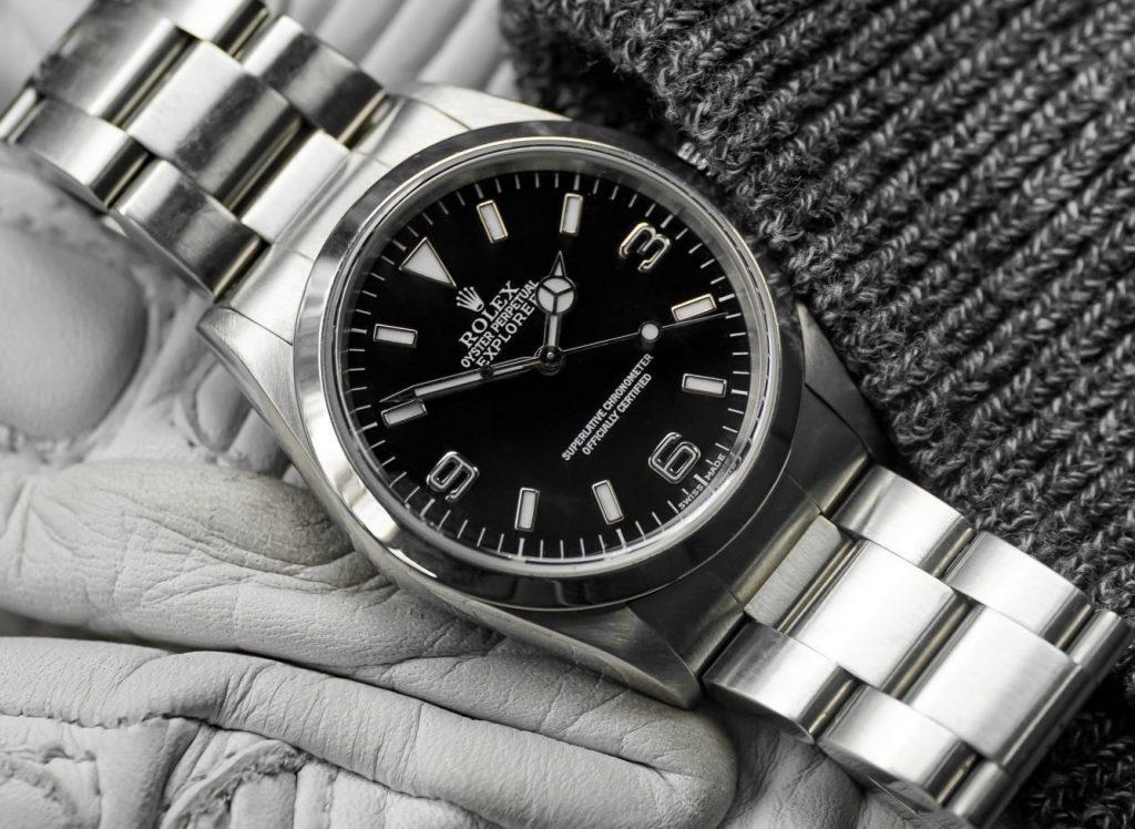 Rolex replica watch Explorer 14270
