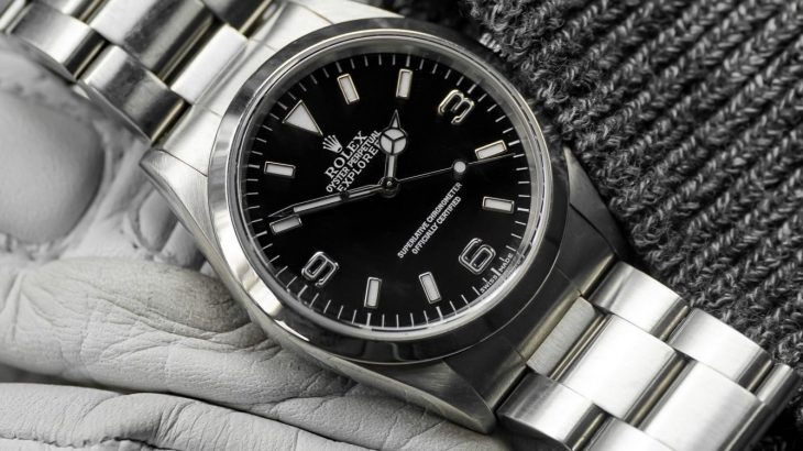 Rolex replica watch Explorer 14270