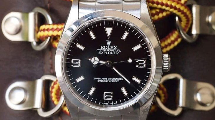 Imitation Rolex Explorer 14270