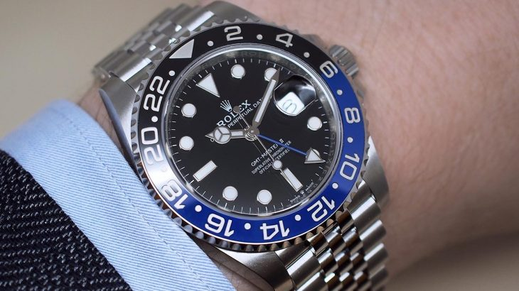 Imitation Rolex GMT-Master II 126710