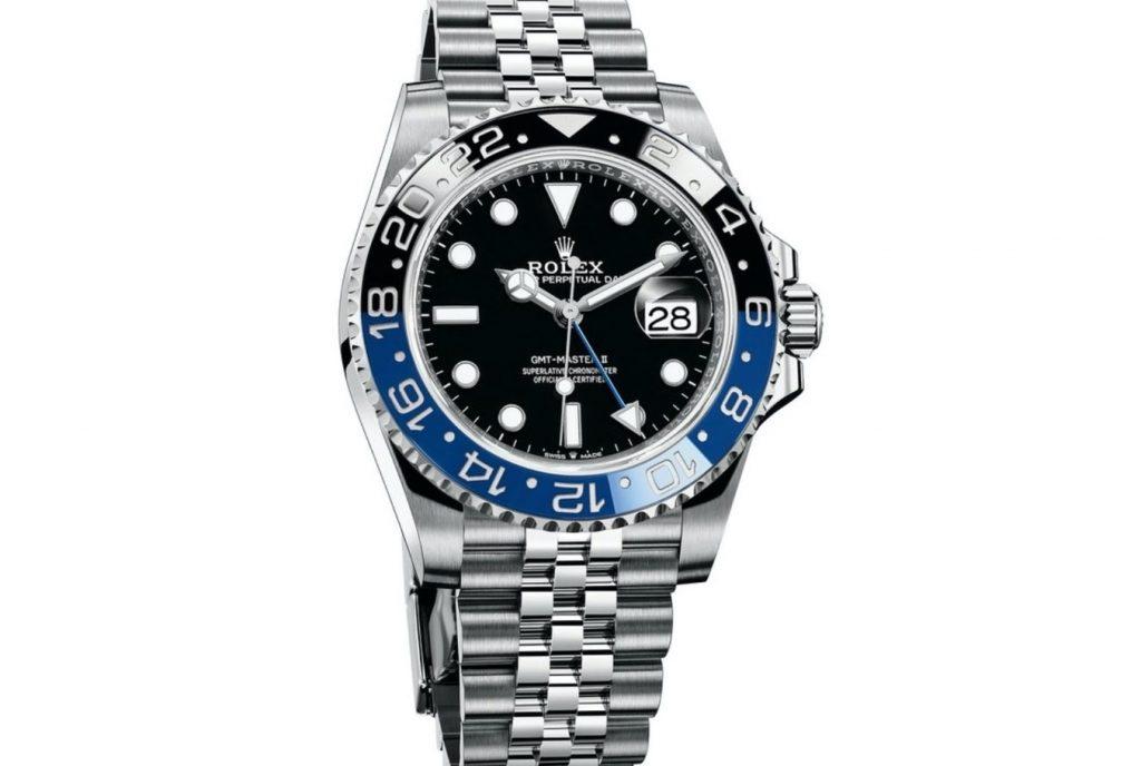 Imitation Rolex GMT-Master II 126710 BLNR