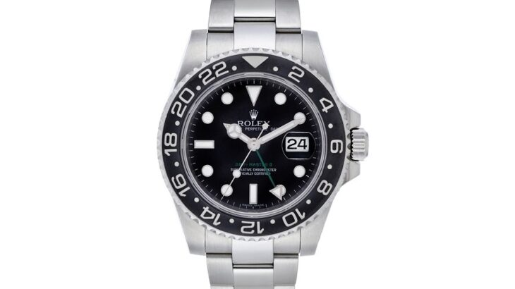 Rolex GMT-Master II 116710LN replicas watch