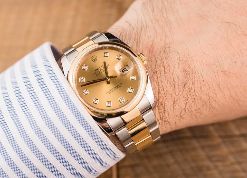 fake Rolex watches Datejust 116203