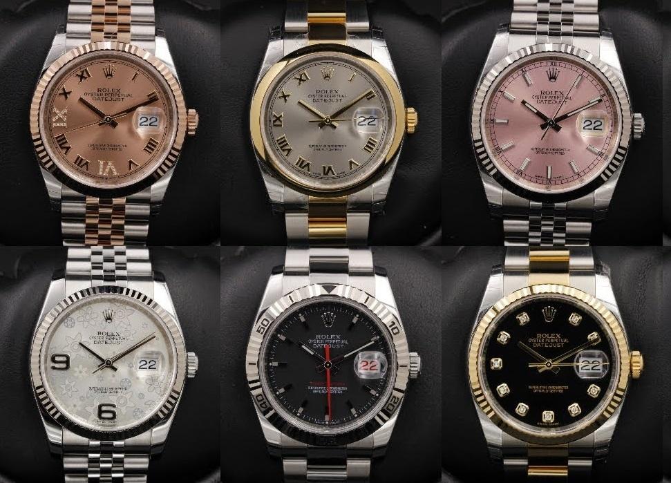 fake Rolex watches Datejust 36