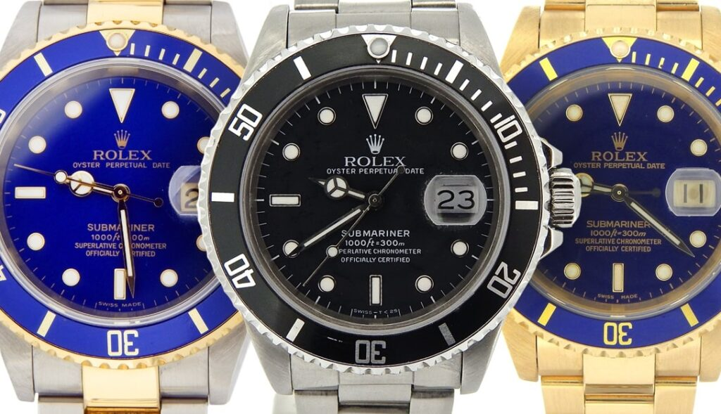 fake Rolex watches submariner