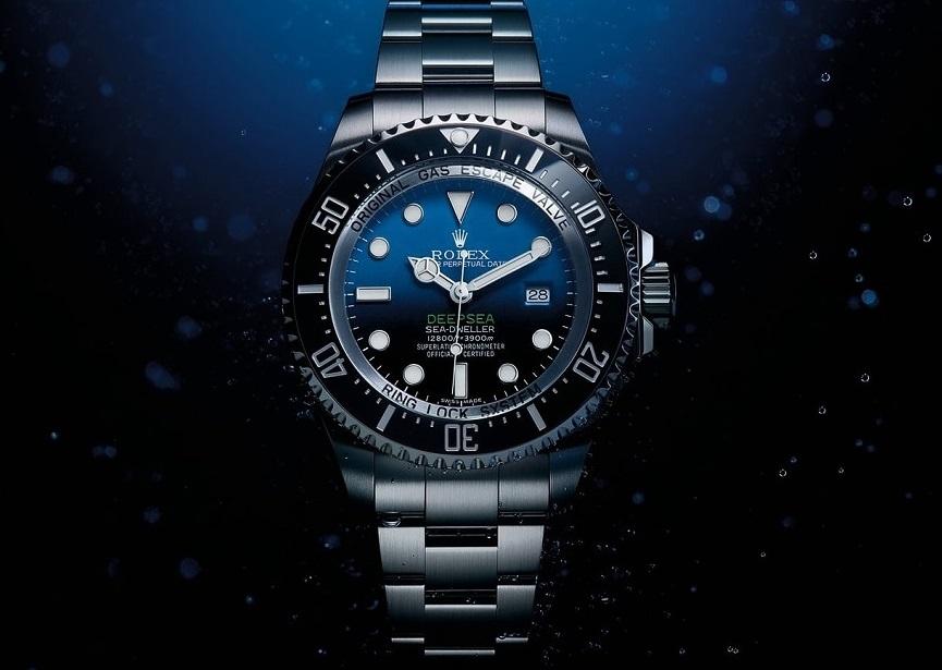 replica Rolex Deepsea Sea-Dweller 126660