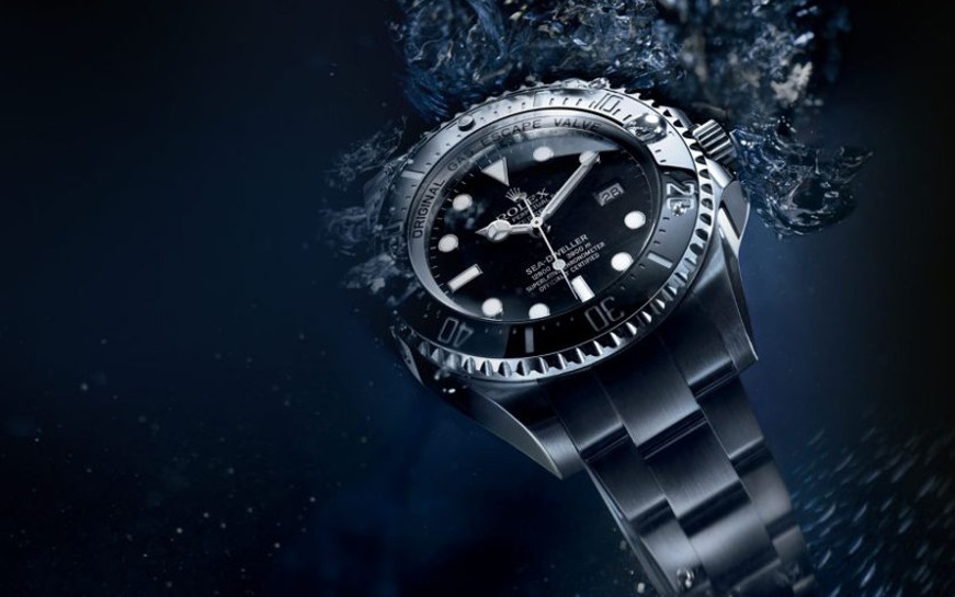 replica Rolex waterproof watch