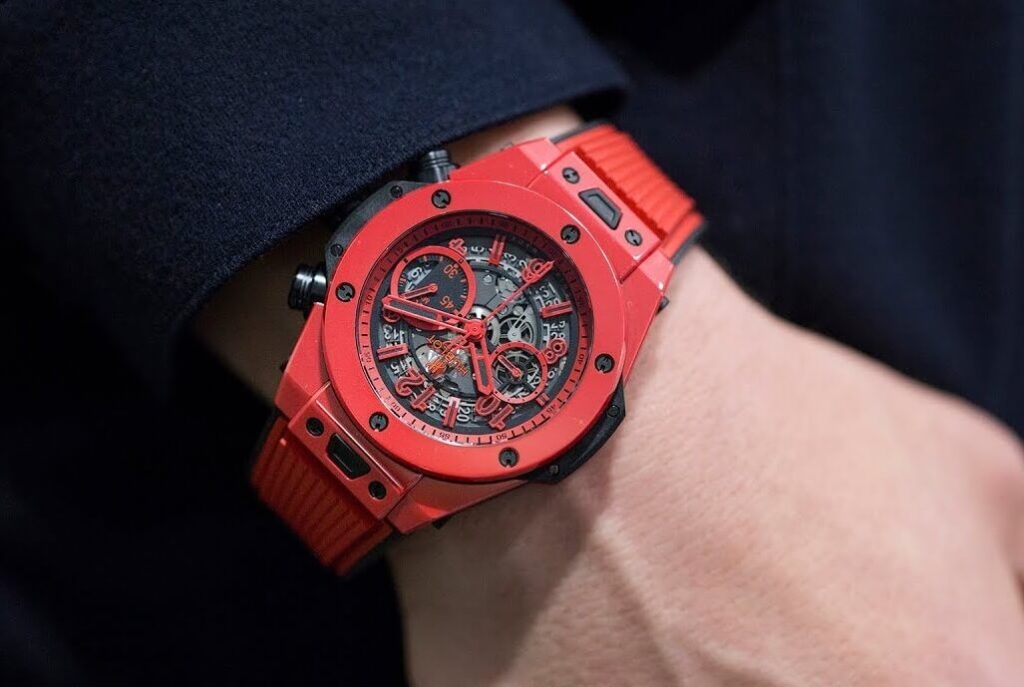 Hublot Big Bang Unico Red Magic copy watch