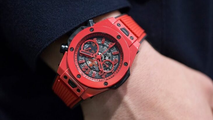 Hublot Big Bang Unico Red Magic copy watch
