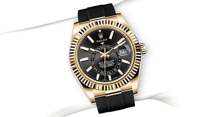 Rolex Sky-Dweller 326238 luxury replica watches aaa