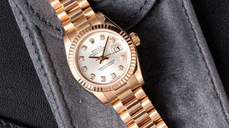 imitation Rolex Datejust Presidential 179175