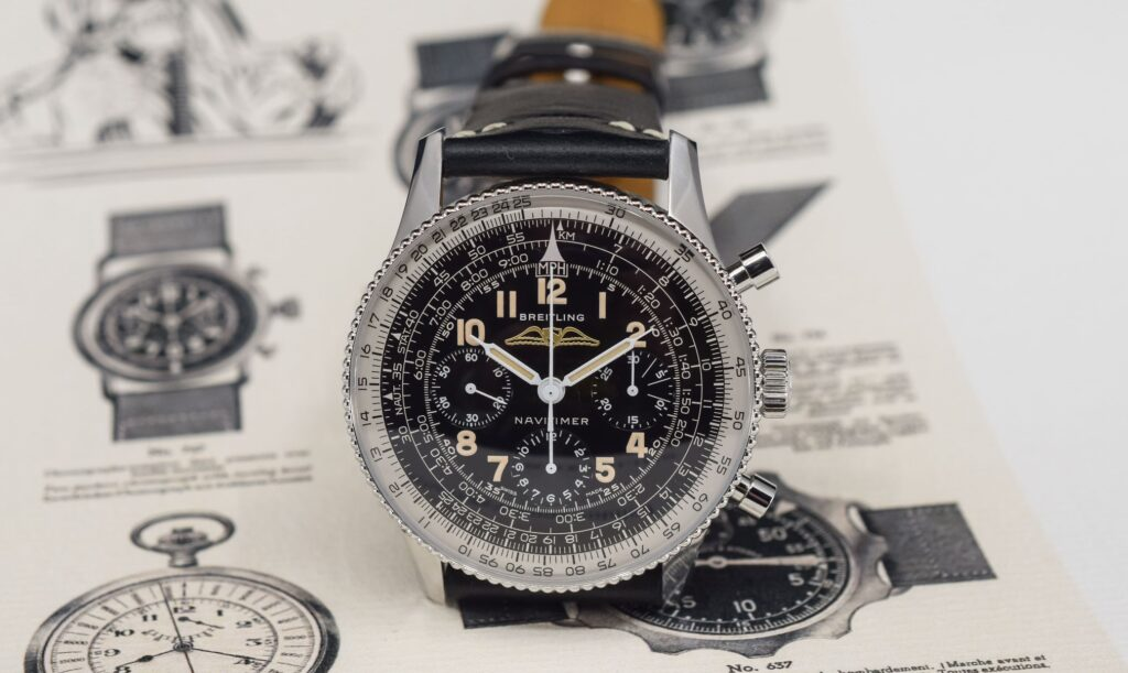 top replica watches Breitling Navitimer 806 1959 Re-Edition