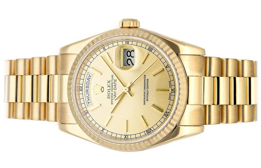 Rolex Day-Date replica  118238 watches