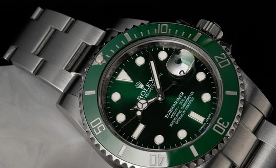Rolex Submariner 116610 LV replica watches