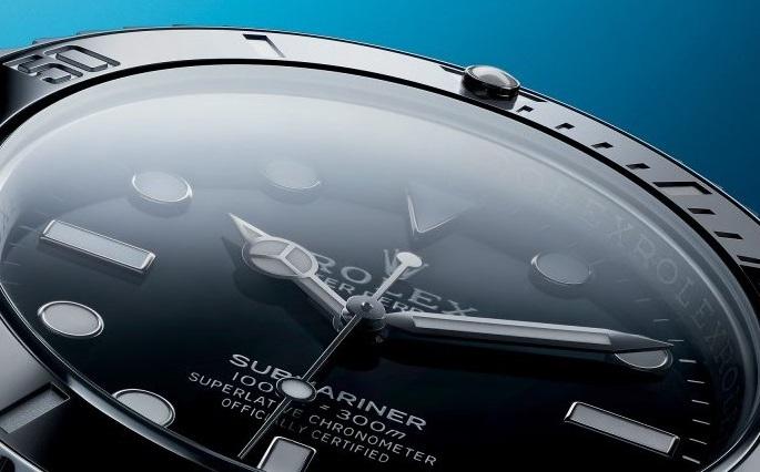 Rolex replica Submariner 114060 watches dial