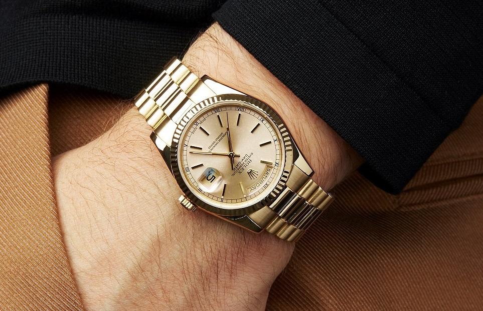 replica Rolex Day-Date 118238 watches