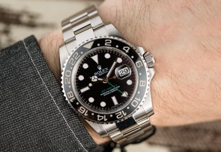 replica Rolex GMT-Master II 116710 LN watches