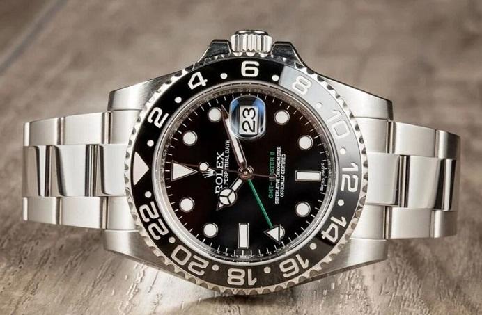 replica Rolex GMT-Master II 116710 LN