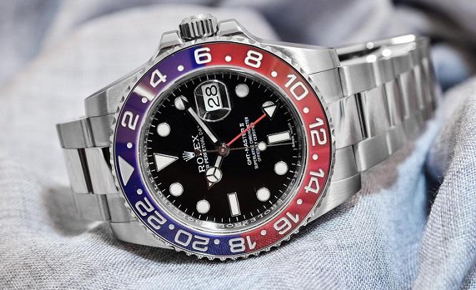 replica Rolex GMT-Master II 116719 BLRO watches