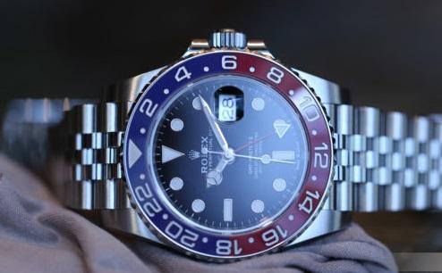 replica Rolex GMT-Master II 116719 BLRO