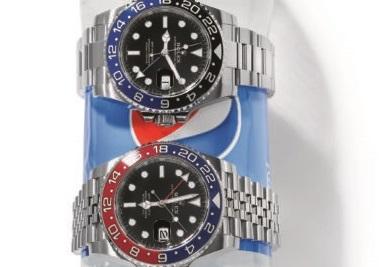 replica Rolex GMT-Master II